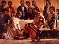 к статье О лидерах_Иисус омывает ноги ученикам