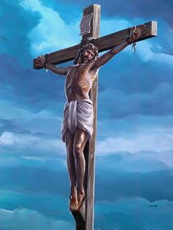 03_Иисус на кресте