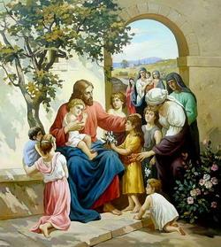 05_Благость_Иисус_дети_000_
